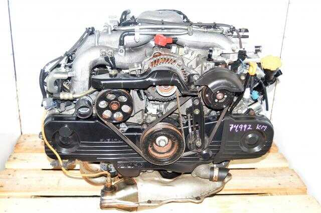 Used Subaru Outback Forester Impreza EJ25 2.5L AVCS SOHC NA Engine For Sale 2006-2008