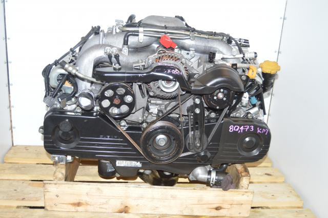 Subaru EJ253 2.5L AVCS SOHC NA Engine For Sale For Impreza RS Forester 2006-2008