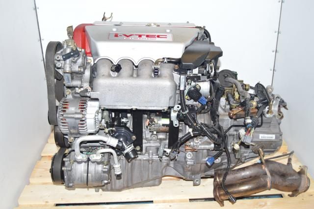 JDM Acura RSX 2002-2006 K20A 2.0L DC5 Type-R Engine Swap (Transmission Not Included)