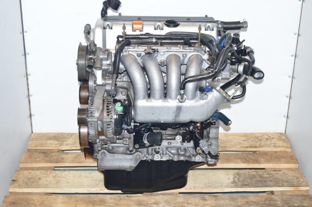 JDM Honda Accord 2.4L K24A i-VTEC 2003-2006 Engine Swap For Sale
