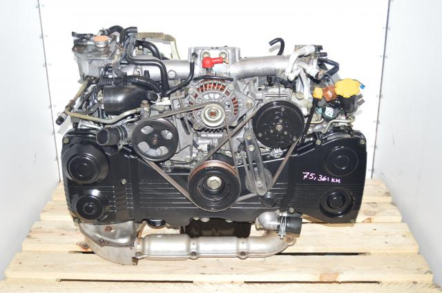 JDM Subaru WRX 02-05 TF035 Turbo EJ205 Replacement AVCS Motor Swap For Sale