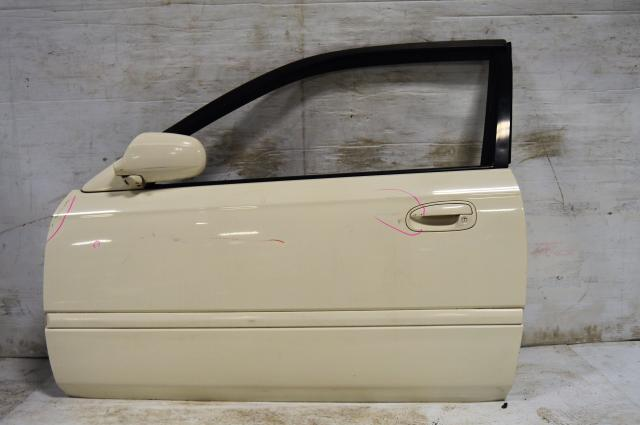 used JDM Honda Civic EK9  Doors with power folding mirrors door cards 99-00 (front left + front right)