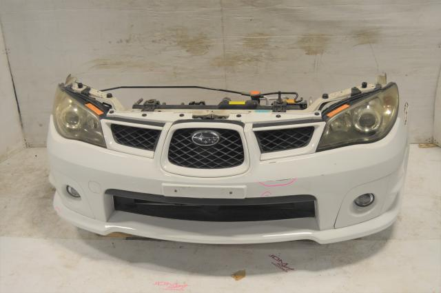 JDM Subaru Version 9 Hawkeye 2006-2007 GGA Wagon Nose Cut Assembly For Sale
