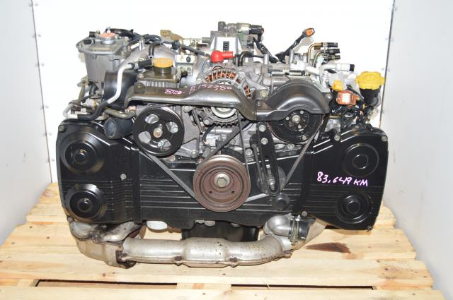 Subaru WRX 2002-2005 TD04 Turbocharged EJ205 Engine Swap For Sale