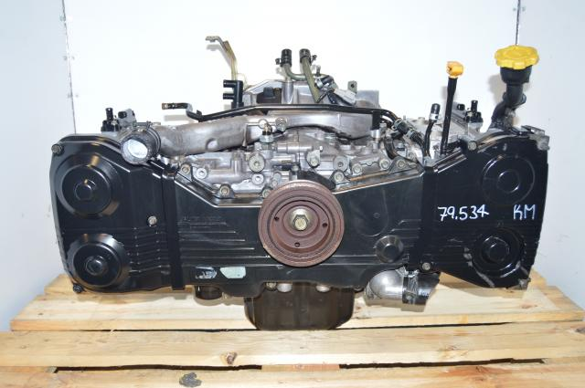 Subaru WRX 2002-2005 EJ205 Engine 2.0L Quad Cam Long Block
