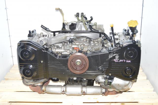 Subaru WRX 2002-2005 GD JDM EJ20 Replacement 2.0L DOHC Long Block Engine