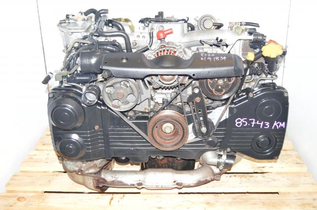 TD04 EJ205 WRX 2002-2005 GD AVCS 2.0L DOHC Subaru Engine For Sale
