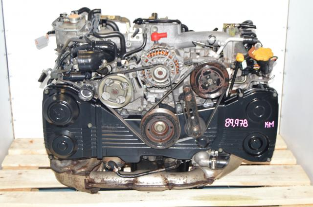EJ205 WRX 2002-2005 TD04 DOHC AVCS JDM Engine Package