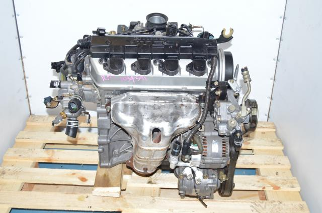 JDM Honda Civic 2001-2005 1.7L D17A VTEC Engine Swap For Sale