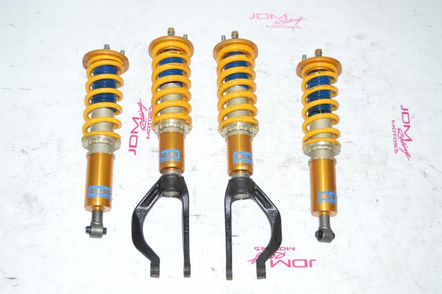 Used Acura Integra Type R DC2 OHLINS Coilovers Eibach Springs For Sale ITR Honda