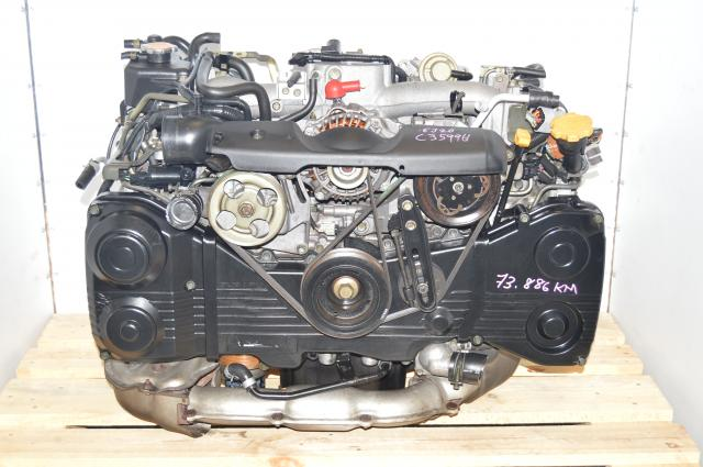 Subaru WRX 2002-2005 GD GG EJ205 DOHC 2.0L AVCS Motor Swap For Sale