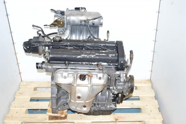 JDM Honda CR-V 1999-2001 B20B 2.0L Engine Swap For Sale