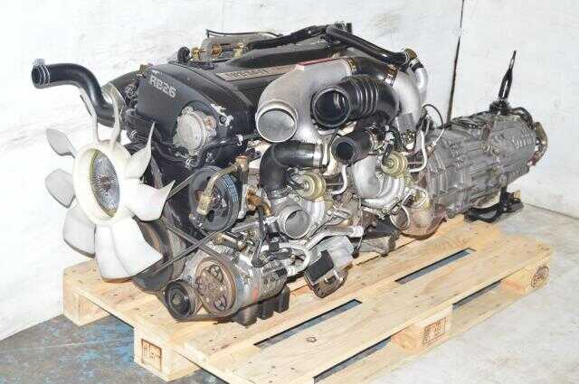 R33 Nissan Skyline GTR 1995-1998 JDM RB26DETT Engine Swap with 5 Speed Transmission, Skyline