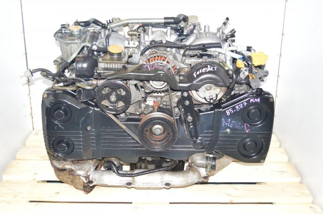 Subaru JDM 1996-1997 EJ20G Impreza GC8 / Forester SF5 Turbocharged Engine For Sale
