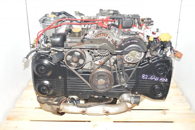 JDM Subaru Impreza GC8 STi 1998-2001 EJ207 Version 5 / 6 2.0L Engine Swap