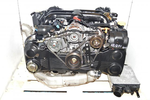 JDM EJ20X / EJ255 WRX 2008-2014 2.0L EGR Engine Swap DOHC AVCS VF44 Turbocharged