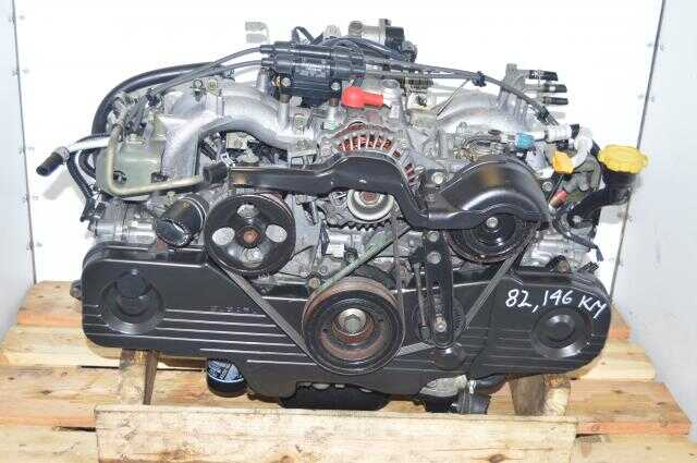 JDM Subaru EJ201 EJ202 SOHC 2.0L NA Engine Replacement for EJ251 2.5L Motor