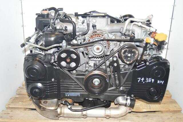 JDM Subaru EJ20 Turbo TF035 AVCS WRX 2002-2005 DBC TGV Delete Motor Swap For Sale
