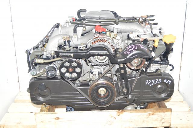 JDM EJ201, EJ202, EJ203 2.0L Replacement for EJ251 EJ253 Impreza RS 2004 2.5L NA SOHC Non-Turbo Engine