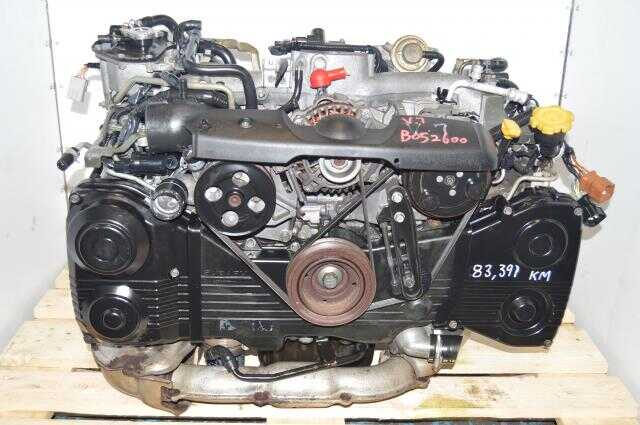 2.0L DOHC TD04 Turbo EJ205 WRX 2002-2005 AVCS Engine Package for Sale