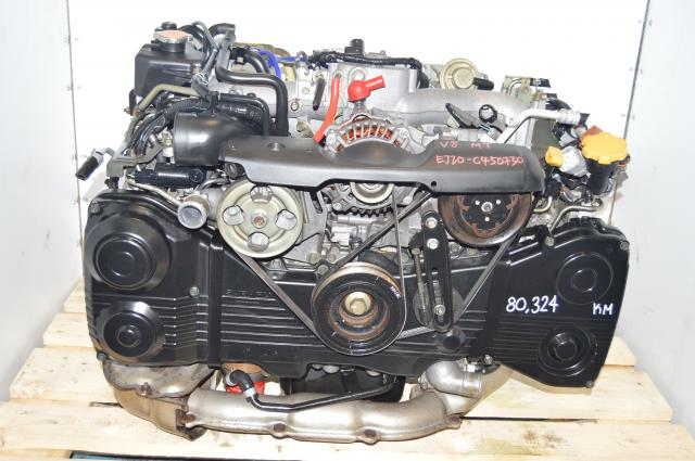Subaru WRX DOHC 2.0L AVCS EJ205 TD04 Turbocharged 2002-2005 Engine
