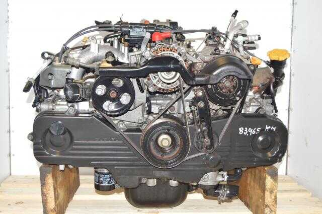 JDM Subaru Legacy 2000-2003 Replacement EJ201, EJ202, EJ203 Replacement for 2.5L USDM Engine