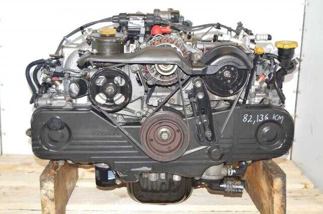 2000-2003 Subaru SOHC NA EJ201, EJ202, EJ203 Engine Long Block Replacement for 2.5L USDM Legacy Non-Turbo