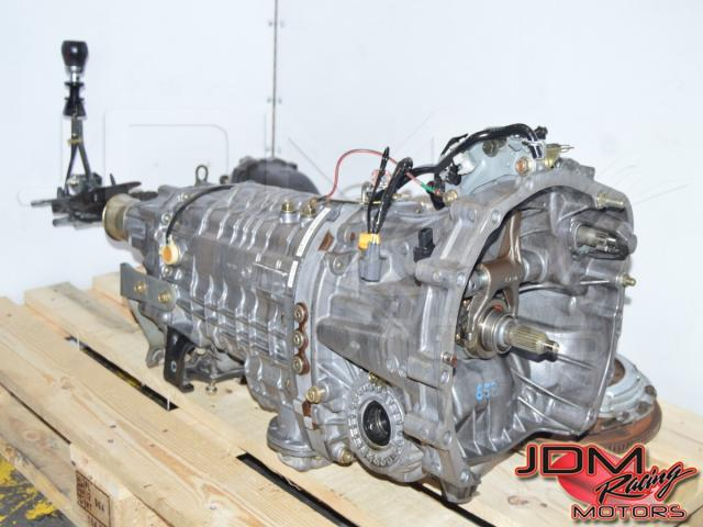 JDM Spec-C TY856WB7JA MY06 6-Speed Helical LSD Transmission with R180 3.54 Torsen Rear Differential DCCD 41:59 6MT