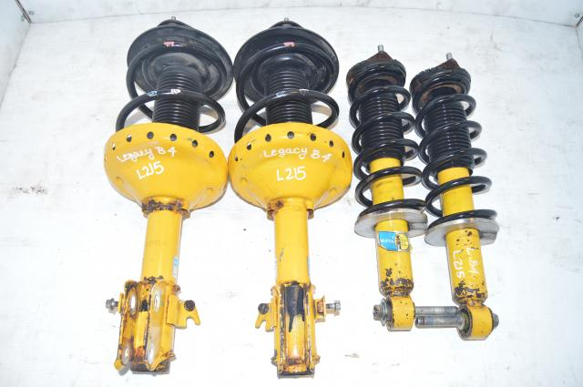 JDM Subaru Legacy BL5 BP5 Bilstein Suspensions Strut & Springs For Sale