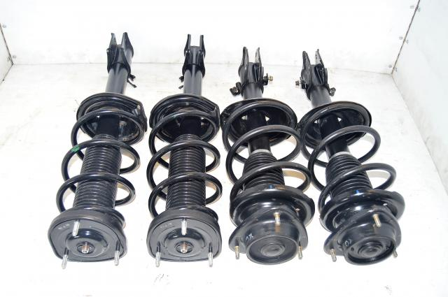 Used Subaru Forester SG5 OEM 5x100 Shock, Spring, Strut Assembly Kit for Sale
