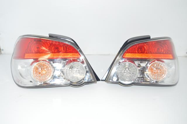 Subaru Version 9 2006-2007 OEM Tail Light Assembly For Sale
