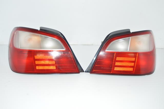 JDM Subaru Impreza WRX Version 7 2002-2003 Taillights