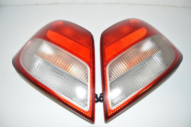 JDM Subaru WRX 2002-2003 Version 7 GG Wagon Tail Lights