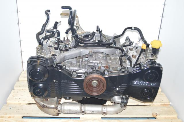 Subaru EJ205 Long Block Replacement 2002-2005 WRX Engine Swap
