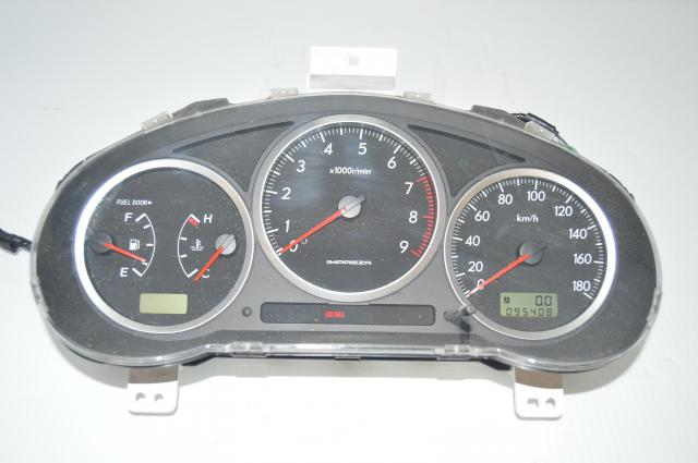JDM Subaru Impreza RS TS 2004-2005 Version 8 Instrument Gauge Cluster Assembly For Sale