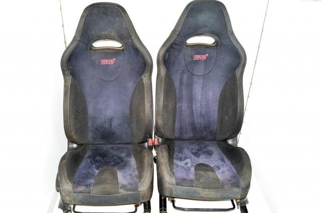Spec-C JDM Subaru WRX STi Front Seats For Sale
