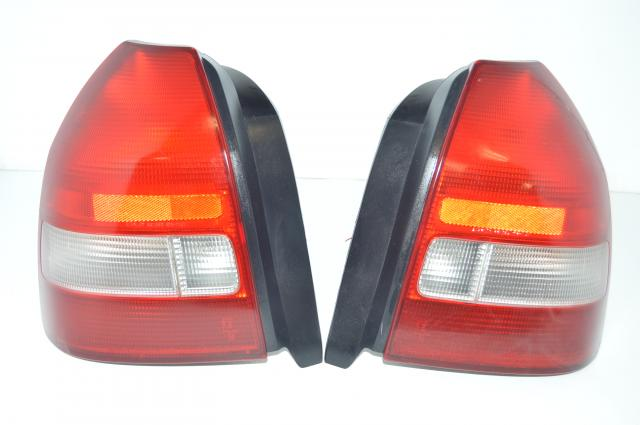 JDM Honda Civic 1996-1998 Rear Passenger & Driver Tail Light Assembly