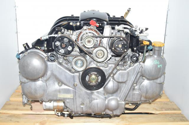 JDM Subaru EZ30R AVCS H6 3.0L Tribeca, Legacy 2003-2004 Engine For Sale