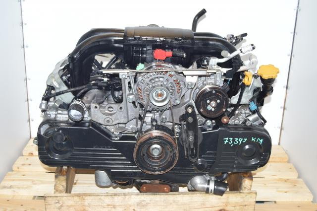 EJ253 AVLS Subaru SOHC Engine Legacy, Forester, Outback 2009-2012 For Sale