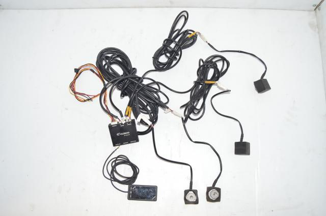 JDM Cusco E-Con2 Coilover Damper Controller with wiring, motors and controller
