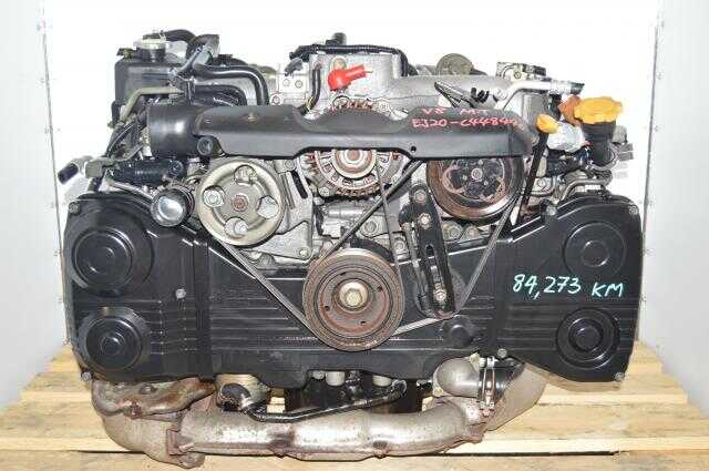 TD04 EJ205 JDM Subaru WRX 2002-2005 AVCS 2.0L DOHC Turbocharged Engine Swap For Sale