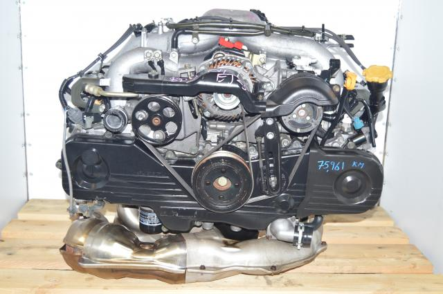 Subaru Impreza, Legacy, Forester EJ253 2.5L SOHC NA AVLS Engine Swap For Sale JDM 2006-2008