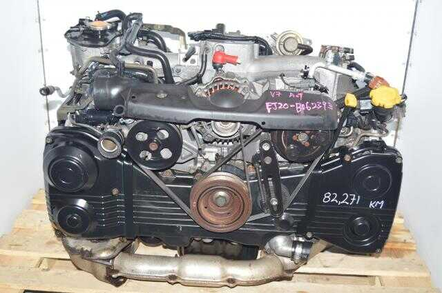 WRX 2002-2005 JDM 2.0L TD04 Turbo EJ205 AVCS DOHC Motor For Sale
