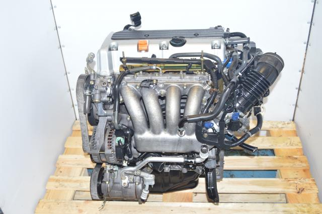 Honda Accord 2003-2006 2.4L K24A JDM i-VTEC Engine Swap For Sale