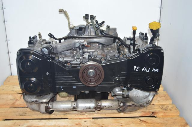JDM EJ205 Long Block WRX 2002-2005 2.0L DOHC Motor Package