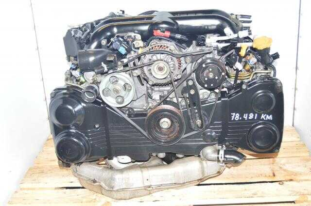 AVCS Subaru Legacy EJ20X Twin Scroll 2.0L 2004-2005 Engine Swap For Sale