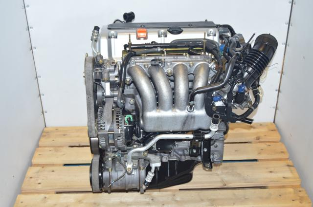 2.4L K24A JDM Honda Accord 2003-2006 i-VTEC Engine Swap For Sale