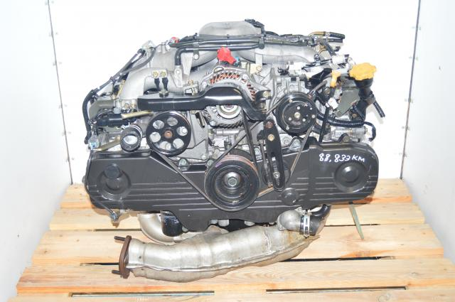 Impreza RS 2004 EJ203 Engine, 2.0L Replacement for EJ253 2.5L Motor