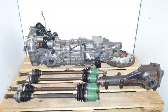 Impreza WRX 5MT Manual Transmissions   Subaru   JDM Engines