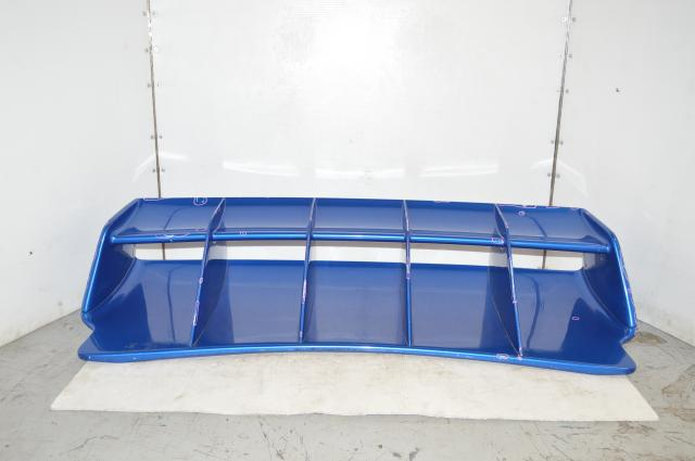 JDM WRX STi WRC Replica S12 Wing Spoiler for GD 2002-2007
